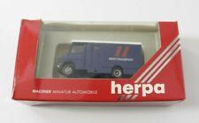 HERPA 1:87 4085 Mercedes-Benz Werttransporte Panzerwagen Geldtransporter