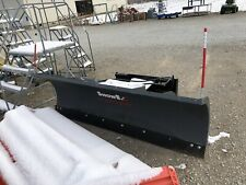 Snowex Sx Hd Skid Steer 8' Heavy Duty Snow Plow