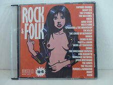 CD Sampler Rock & Folk 34 STROKES VACCINES KILLS BERTIGNAC MARIANNE FAITHFULL