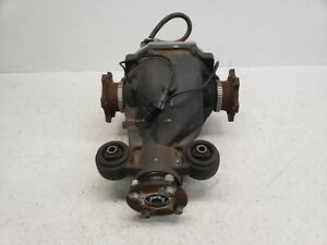 10-14 NISSAN 370Z RWD REAR CARRIER AUTOMATIC NON-LSD DIFF DIFFERENTIAL 459 OEM
