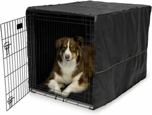 Dog Crate Cover, Privacy Dog Crate Cover Fits MidWest Dog Crates