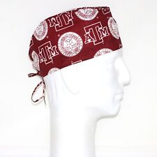 Texas A&M University Theme Scrub Hat