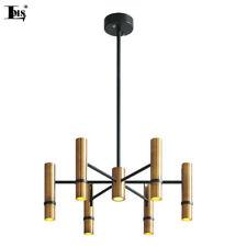 Adjustable lighting angle Mid-Century Modern LED Chandelier Pendant Hanging Lamp