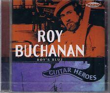 Buchanan, Roy Roy's Bluz Guitar Heroes Vol. 8 (Best of) Zounds CD Neu OVP Sealed
