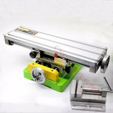 """Working Table BG6350 drill milling machine stent +2.5"""" Parallel-jaw vice set"""