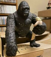 X-PLUS King Kong Soft vinyl Figure 16cm 2005's hard to find