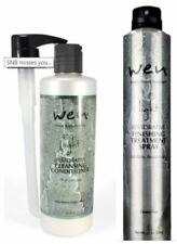 Wen LIGHT 16oz Cleansing Conditioner + Finishing Treatment Hair Spray