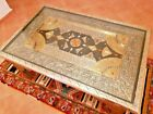 Antique Moroccan Berber Table Special Collection For American Stars CHRISTMAS