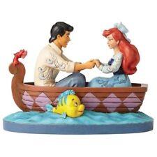 New Enesco Disney Traditions Little Mermaid And Princ Figurine