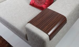 BRZC3040FL, sofa arm table, sofa tray, sofa table, coffee table, sofa arm tray