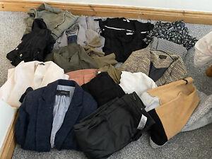 womens ladies Large clothes bundle size 8-10
