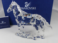 Swarovski Crystal Figurine Large Horse Mare 860864 New In Box Free Shipping