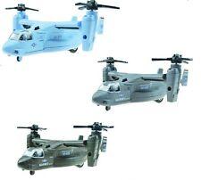 "1 Pc Bell Boeing MV-22B V22 V-22 Osprey with Light and Sound Diecast Model 8"""