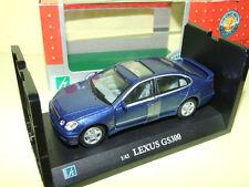 TOYOTA LEXUS GS300 Bleu CARARAMA