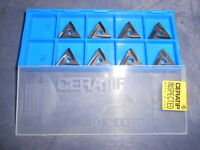 Kyocera Ceratip TNGG332LC TC30 Carbide Inserts, 1 Box of 8