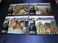 MAD ANGELS ROCKER HARLEY DAVIDSON ORIGINAL KINO 4 AUSHANGBILD 70er