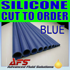 CUT BLUE 80mm I.D 3 1/8 inch Straight Silicone Hose Venair Silicon Radiator Pipe