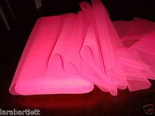 20 Metro piegato pezzo Fluorescente Rosa Tutu Vestito Netto TULLE fabric137cms Wide
