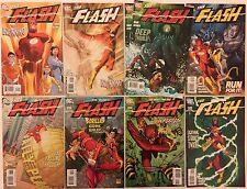 The Flash (2nd Series) ##231, 232, 233, 237, 242, 244, 245 (DC Comics, 07-08) VF