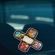 PLASTER Stickerbomb Car,Window,Bumper JDM DUB EURO VAG DRIFT Vinyl Decal Sticker