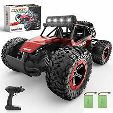 Remote Control Car High Speed Toy Off Road Rc Monster Vehicle Truck Crawler New