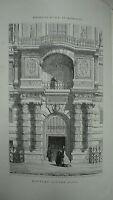 Bourassé Résidences royales et impériales de France. 1864