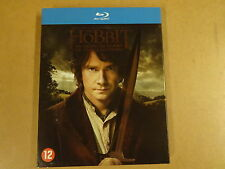 BLU-RAY / THE HOBBIT - AN UNEXPECTED JOURNEY / UN VOYAGE INATTENDU