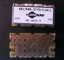 COMNAV 3770 MHz Bandpass Dielectric Resonator Ceramic 4-pole 60 MHz BW 1pc.