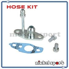 TOYOTA CT9 CT12 CT20 CT26 Turbocharger Oil Feed Drain Flange Gasket Bolt Kit