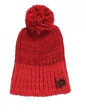 Bonnets rouge, taille unique pour femme
