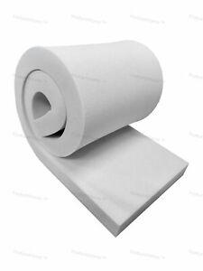 "Long Lasting Upholstery Foam - 1 of 40"" x 6"" x 5"""