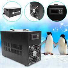 60L Aquarium Water Chiller Cooling Machine Electronic Refrigerator 1-3L/min