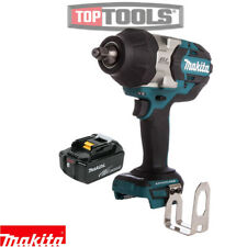 Makita DTW1002Z 18 V brushless Impact Wrench con 1 x 4Ah BATTERIA