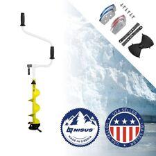 Iceberg Mini Hand Ice Auger for Ice Fishing