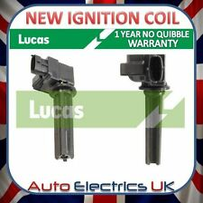 SAAB VAUXHALL IGNITION COIL PACK NEW LUCAS OE QUALITY
