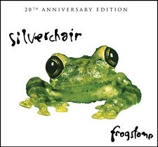 SILVERCHAIR - FROGSTOMP D/Remastered CD 20th ANNIVERSARY EDITION *NEW*
