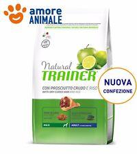 Trainer Natural Adult Maxi con Prosciutto 12 kg - (ex 12,5 Kg) Crocchette cani