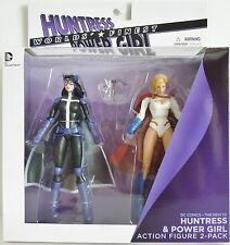 HUNTRESS & POWER GIRL World's Finest DC Comics The New 52 Figure 2-pack 2014
