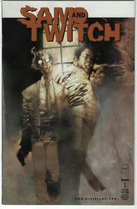Sam and Twitch #1 1999 Bendis Image Comics Spawn Todd Mcfarlane Show Opt