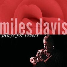 MILES DAVIS Plays For Lovers CD BRAND NEW