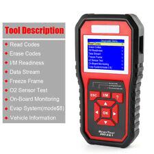 Fault Code Reader OBDII  Scanner Engine Diagnostic Reset Tool Car Repair Tool UK