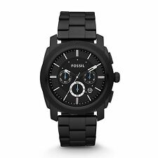 Fossil FS4552 Black Dial Analog & Chronograph Men's Watch