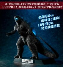 MegaHouse UA Monsters Godzilla 2019 Figure with LED Light up gimmick