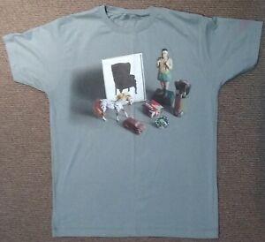 Paul McCartney Memory Almost Full ICA Itunes Festival July 5th 2007 T-Shirt