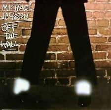 MICHAEL JACKSON - Off the Wall (CD,1979,Epic)  07464357452 Rock With You, 9 more