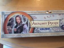 VAUEN Herr der Ringe / Lord of the Rings Aragorn Pfeife pipe Brandneu New