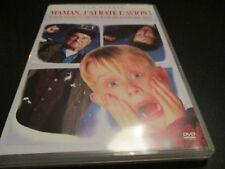 "DVD NEUF ""MAMAN, J'AI RATE L'AVION"" Macauley CULKIN, Joe PESCI, Daniel STERN"