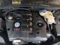 Vw Volkswagen Audi pd130 Engine 1.9 Diesel code AVF with injectors