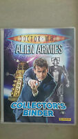 Doctor Who;  Alien Armies Super Foil Cards Collection