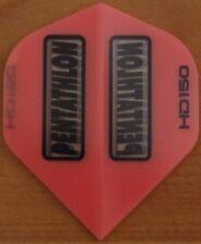 10 Sets Pink Pentathlon HD 150 Micron Dart Flights.